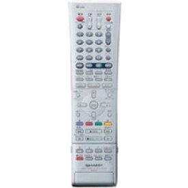 シャープ[SHARP] オプション・消耗品 【0046380094】 DVD用 リモコン (DV-HRD2) [新品]【RCP】