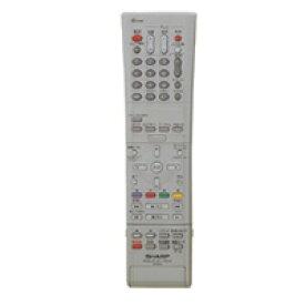 シャープ[SHARP] オプション・消耗品 【0046380098】 DVD用 リモコン (DV-SR3) [新品]【RCP】