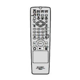 シャープ[SHARP] オプション・消耗品 【0046380112】 DVD用 リモコン (DV-SF80P) [新品]【RCP】