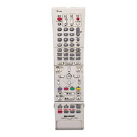 シャープ[SHARP] オプション・消耗品 【0046380138】 DVD用 リモコン (DV-HRD3) [新品]【RCP】