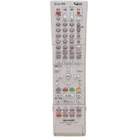 シャープ[SHARP] オプション・消耗品 【0046380144】 DVD用 リモコン (DV-HR500) [新品]【RCP】