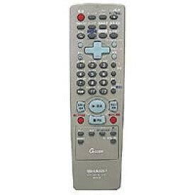 シャープ[SHARP] オプション・消耗品 【0046380156】 DVD用 リモコン (DV-RW60) [新品]【RCP】