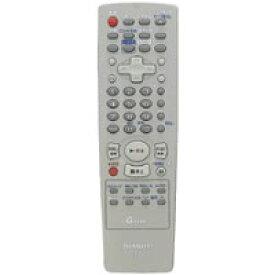 シャープ[SHARP] オプション・消耗品 【0046380164】 DVD用 リモコン (DV-GH700/DV-GH750/DV-GH750A) [新品]【RCP】