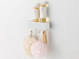 タカラスタンダード 【MGSBコモノフックS(W)小物置きS+フック(ホワイト)41282574】マグネット収納 浴室用