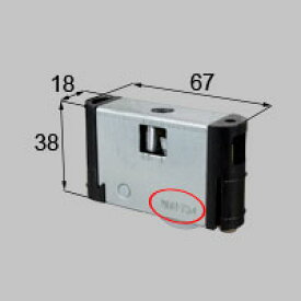 LIXIL リクシル トステム 引戸用調整戸車【商品コード:MDU734 内容物:本体(MDU734)×1、取付ネジ×1 】[新品]【RCP】