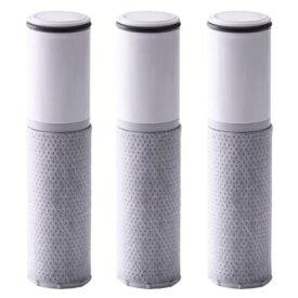 ウッドワン WOOD ONE【UDF9001】カートリッジ スパウトイン水栓一体型(11物質除去 3本入りセット)[新品]【RCP】