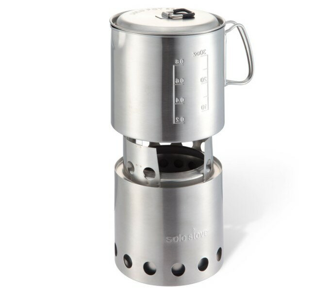 Solo Stove Lite + POT900ソロストーブ ライト+ポット900 セット(コンボ)【正規品】