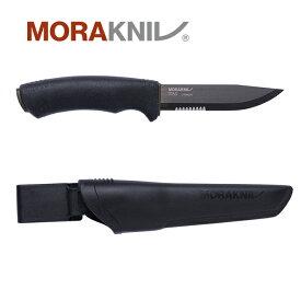 Morakniv Bushcraft Black SRTモーラナイフ ブッシュクラフト ブラック SRT【正規品】