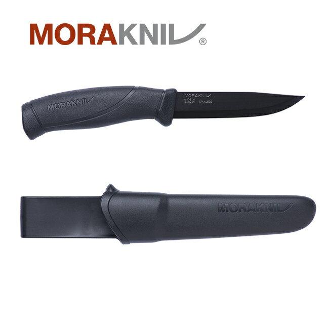 Morakniv Companion Black Bladeモーラナイフ コンパニオン ブラックブレード【正規品】