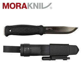 Morakniv Garberg Black Carbon Survival Kitモーラナイフ ガーバーグ ブラックカーボン サバイバルキット【正規品】