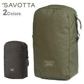 SAVOTTA Vertical pouch Lサヴォッタ バーティカルポーチ L