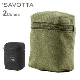 SAVOTTA FDF Utility pouch miniサヴォッタ FDF ユーティリティーポーチ ミニ