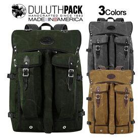 Duluth Pack Bushcrafter WAXダルースパック ブッシュクラフター ワックス【正規品】