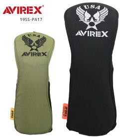 AVEREX(アビレックス)GOLF/19SS-PA17 ヘッドカバーFW