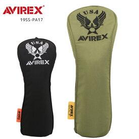 AVEREX(アビレックス)GOLF/19SS-PA17 ヘッドカバーUT