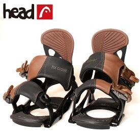 HEAD(ヘッド) /NX CLOVER NXクローバー ビンディング ブラック メンズ スノーボード☆