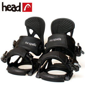 HEAD(ヘッド) /NX SPADE NXスペード ビンディング ブラック メンズ スノーボード☆