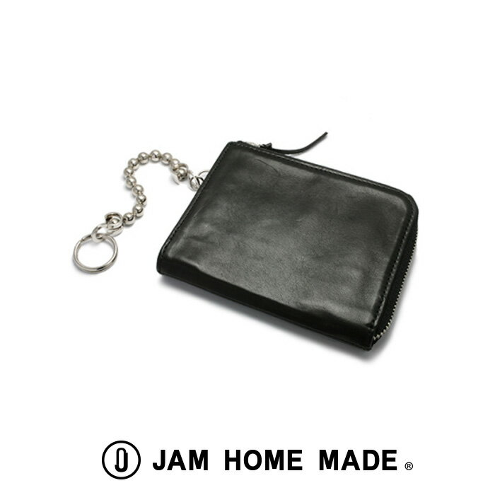 【JAM HOME MADE(ジャムホームメイド)】三島 珠美枝 - SUMIE MISHIMA MODEL WALLET 財布 ウォレット チェーン【ラッピング無料】