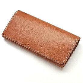 ecfdfff1c572 メンズ 財布 キャメル レザー バッファロー 水牛 牛革 レザー 紳士 長財布 バッファローレザー ハードレザー