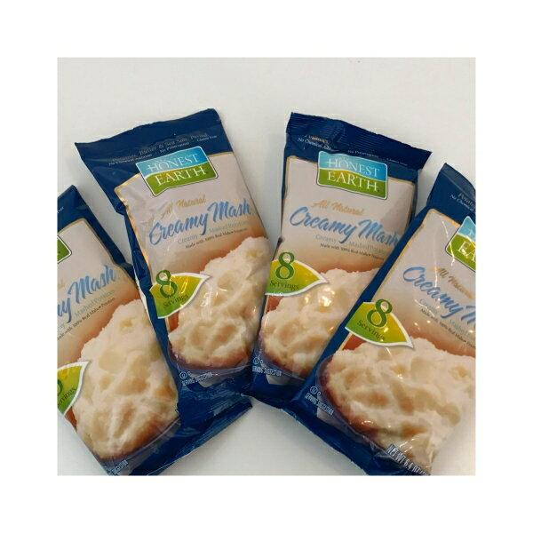 ポテト 乾燥ポテト クリーミーマッシュ 181g 乾燥マッシュポテト ジャガイモ コストコ 4袋セット