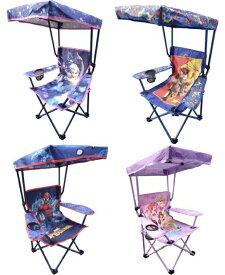 送料無料 プリンセス スパイダーマン アナ雪 エルサ トイストーリー 椅子 アウトドア アウトドア用 チェア 折りたたみ 椅子 キャンプ キッズ ミニオン トロールズ あす楽