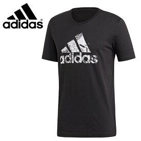アディダス Tシャツ M MUSTHAVES グラフィックTシャツ FSR33 レジェンドインクF17 メンズ adidas