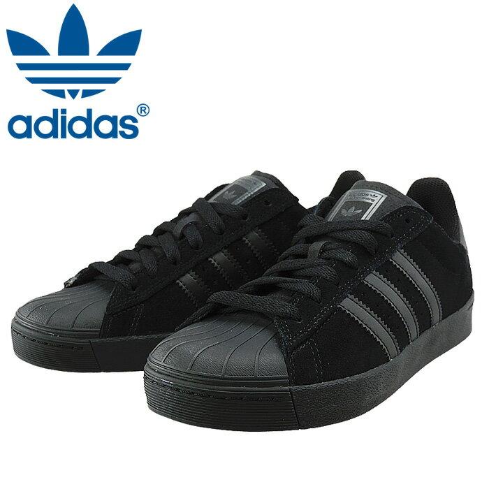 アディダス スケート スーパースター コアブラック BY3939 スエード adidas skate shoes SUPERSTAR