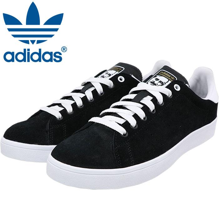 アディダス スタンスミス BB8743 adidas skate shoes スケート スエード スケシュー コアブラック