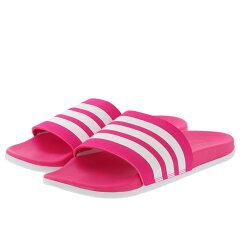アディダス-サンダル-ADILETTE-CF-ST-W-シャワーサンダル-スポーツサンダル-ピンク-adidas-B42122