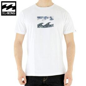 セール BILLABONG(ビラボン) WAVE LOGO Tシャツ 白 【 AH011-203 WHT 】 USAコットン 半袖 半そで ホワイト
