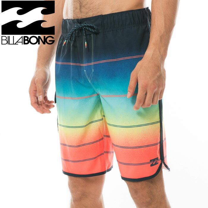 ビラボン サーフパンツ 20インチ スタンダード丈 水着メンズ 海水パンツ Billabong AI011-403 ORG