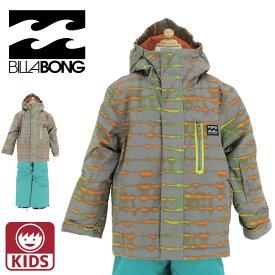 キッズ スノーボードウエア ビラボン 子供用 スノージャケット 防水 保温 BILLABONG AH01K751