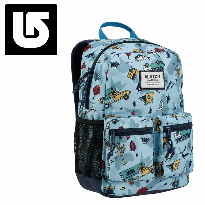 2018新作 バートン キッズ リュックサック Youth Gromlet Pack [15L] BURTON 110551 442 多機能バック 男の子 ブルー系