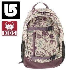 子供用 リュックサック バートン 20リットル Backpack 110561 総柄 花柄 女の子