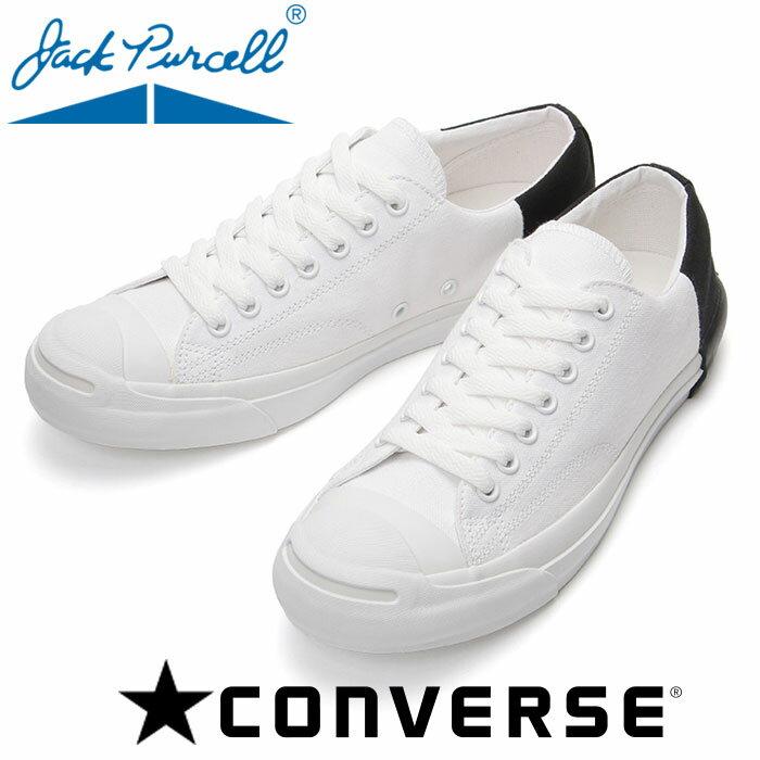 白×黒 JACK PURCELL MONOPANEL モノパネル コンバース ローカット CONVERSE ジャックパーセル 32263240