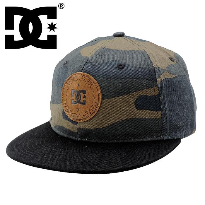 SALE DC SHOES 帽子 スナップバックキャップ 迷彩柄 CAP カモフラ メンズ レディース