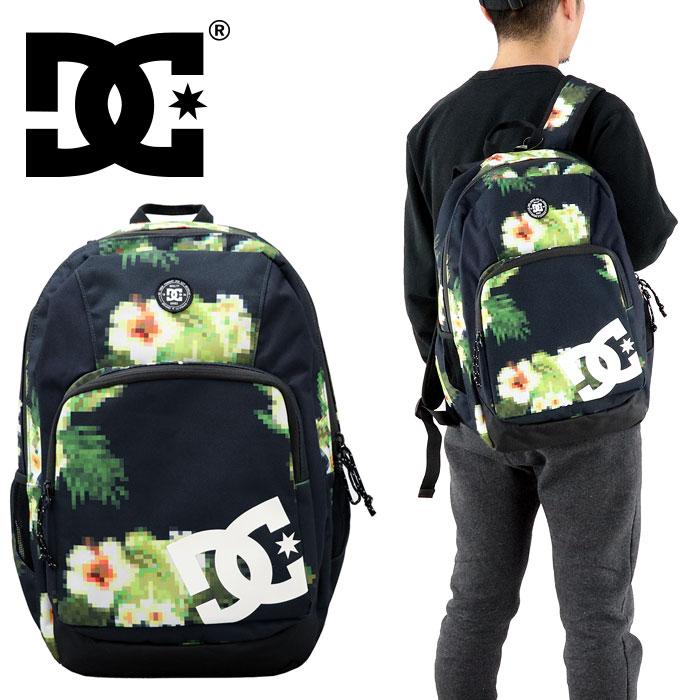 ディーシー バックパック DC SHOE ビッグロゴ リュックサック デイパック バッグ 鞄 BYJ7