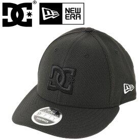 DC ディーシーシューズ キャップ 3Dアイコン ロゴ刺繍 スナップバックキャップ メンズ 帽子 9FIFTY DCSHOES
