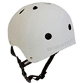 INDUSTRIAL(インダストリアル) ヘルメット 白(ホワイト)【子供〜大人サイズ】スケボー スノボー BMX インライン 自転車 プロテクター