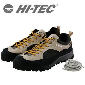 ハイテック アオラギ 耐水シューズ アウトドアシューズ スニーカー HI-TEC AORAKIWP HKU11