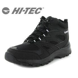 ハイテック トレッキングシューズ スノーシューズ スニーカー HI-TEC HT HKU25W ブラック