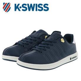 ケースイス スニーカー カジュアルシューズ ネイビー K・SWISS KSL 07 36800075