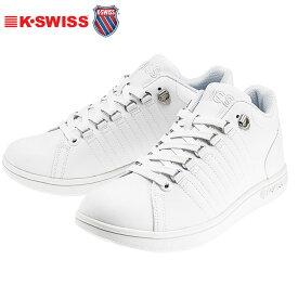 ケースイス スニーカー シューズ KSL01 K・SWISS KSL01 ミッドカットシューズ