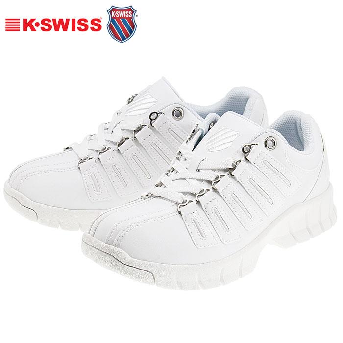 ケイスイス シューズ スニーカー ホワイト KSWISS KSL02