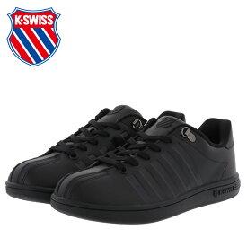 ケースイス スニーカー メンズ カジュアルシューズ ブラック K・SWISS KSL 07
