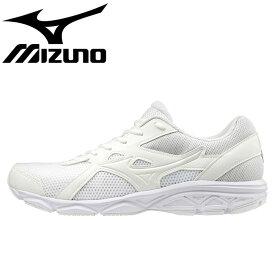 ミズノ ランニングシューズ マキシマイザー22 K1GA2002 白色 スニーカー ホワイト