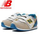 ニューバランス ベビーシューズ NEW BALANCE FS996 ベルクロ マジックテープ 出産祝い プレゼント 子供靴