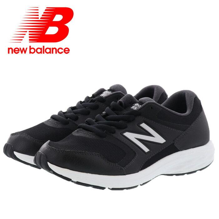 ニューバランス ウォーキングシューズ ブラック NB 靴 NEWBALANCE メンズ スポーツカジュアル