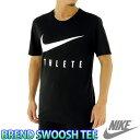 ナイキ DRI-FIT ブレンド スウッシュ Tシャツ トレーニング ランニング 半袖Tシャツ メンズ NIKE 739421