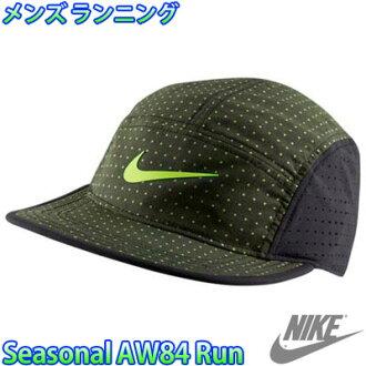 耐吉跑步蓋子跑步馬拉松帽子種子無效AW84 NIKE 620150